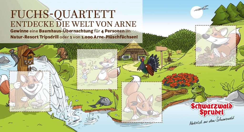 Schwarzwald Gewinnspiel